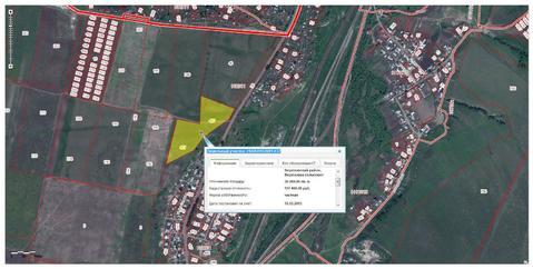 Продам земельный участок с.Зыково ул.Зеленая (Березовский р-н) 3га