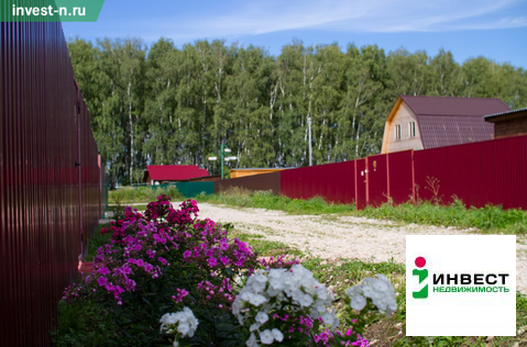 Продажа участка, Симоново, Заокский район, Ул. Укропная