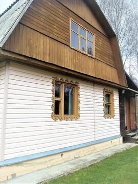 Дом 80 кв.м. на участке 11 соток в д. Воробьи