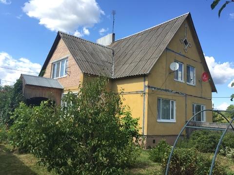 Дом 125 м2 на участке 8,5 соток в д. Беспятово Ступинского района