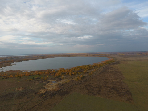 Земельный уч-к 175га с/х возле озера, Кунашакский район