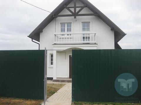 Продается новый дом с отделкой, 23 км от МКАД по Киевскому шоссе.