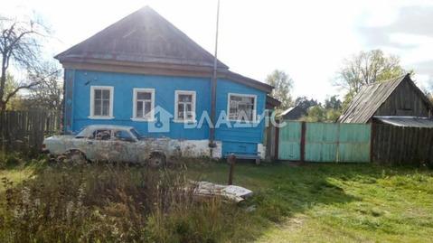 Судогодский район, поселок Красный Богатырь, улица Ленина, дом на .