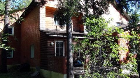 Большой газифицированный дом на лесном участке. Шишкин Лес, Конверсия.