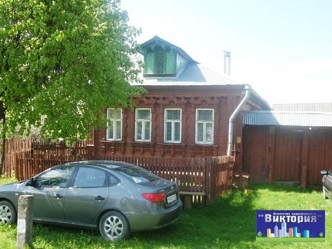 Дом в г.о. Павловский Посад, д. Демидово