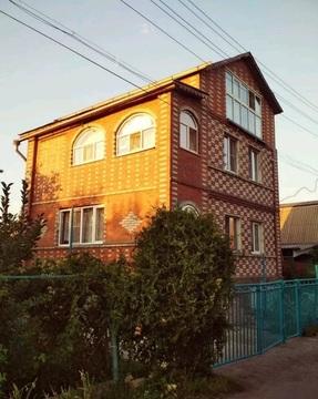 Продается 4-этажный дом, Бессергеновка