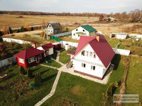 Жилой дом с удобствами под Волоколамском (д.Тимково)