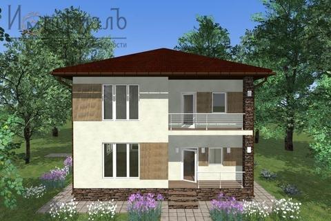 Эко-дом в индивидуальном стиле близ Обнинска