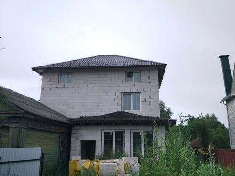 Дом в д. Талицы