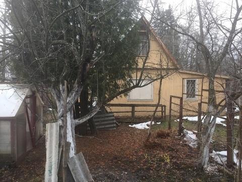Дача 46 кв.м. на участке 6 соток в СНТ Прогресс, Дмитровского района
