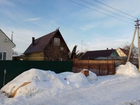Рос7 18232220 п. Заокский, дом 60 кв.м, участок 6 соток.