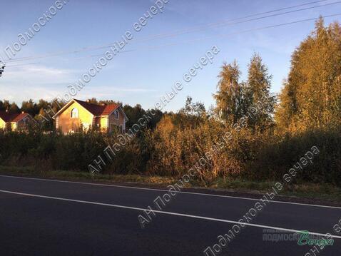 Щелковское ш. 35 км от МКАД, Кабаново, Участок 20 сот.