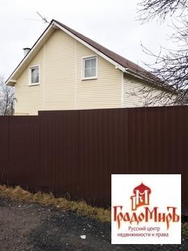 Продается дом, Голиково д, 6 сот