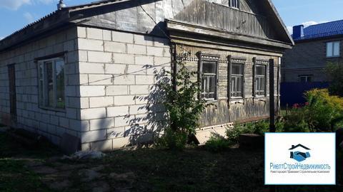 Дом в поселке Колычево с газом и центральным водопроводом