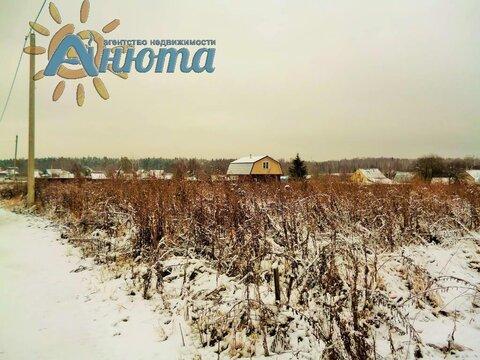Продается участок 20 соток в заповеднике «Барсуки» Жуковского района.