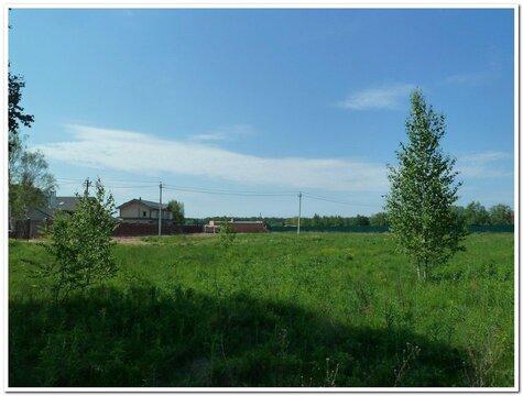 Продается участок 10 сот. , Осташковское ш, 20 км. от МКАД.
