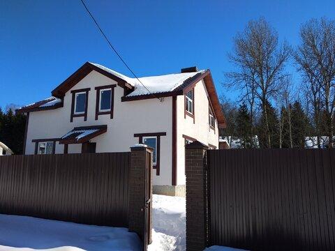 Продам новый дом 197 кв.м. 10 соток
