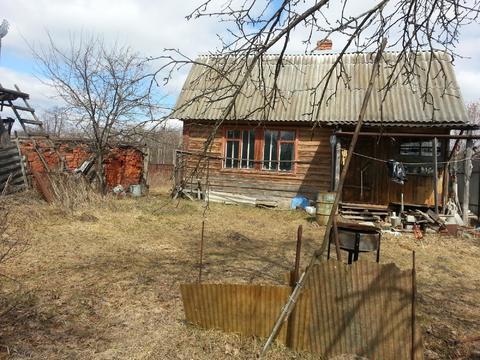 Дом у реки Оки в д.Зиброво