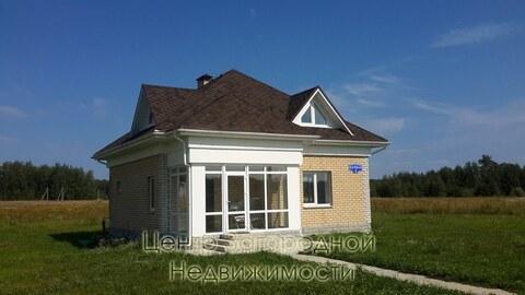 Дом, Горьковское ш, 110 км от МКАД, Попиново. Дом (коттедж) 116 кв.м. .