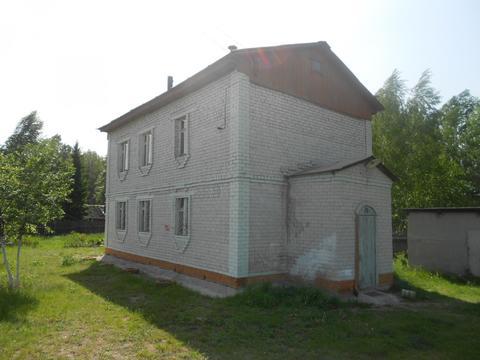 2 этажный кирпичный дом в с.Криуша,40 км. от Рязани.