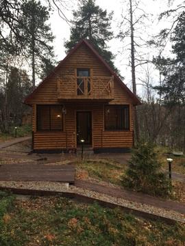 Продам дачный домик на берегу озера