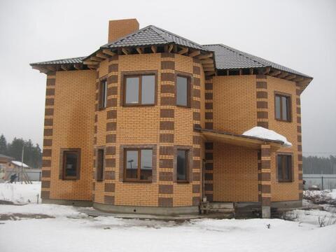 Дом 330 кв.м, Участок 15 сот. , Щелковское ш, 45 км. от МКАД. .