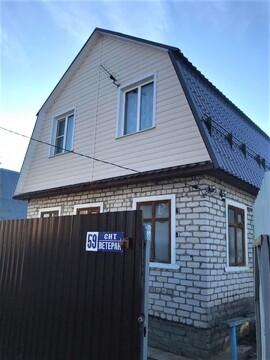 Дом 80 м2 с Пропиской, Баня, Газ, СНТ Ветеран