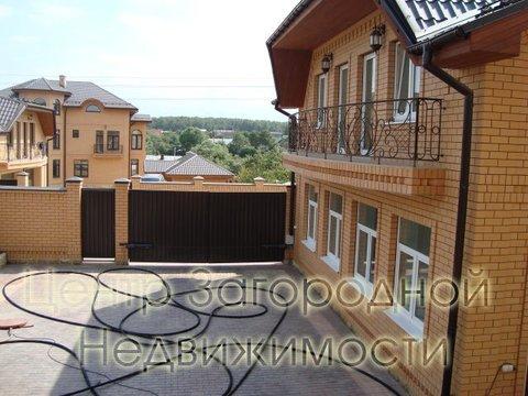 Дом, Калужское ш, 5 км от МКАД, Николо-Хованское д. (Ленинский р-н). .