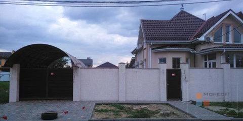 Дом 220 м на участке 4 сот.