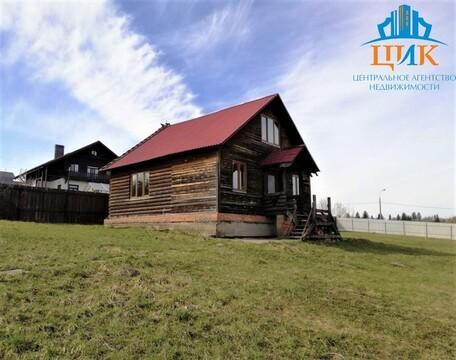 Продам 2-этажный, готовый под отделку дом в 38 км от МКАД д. Шуколово