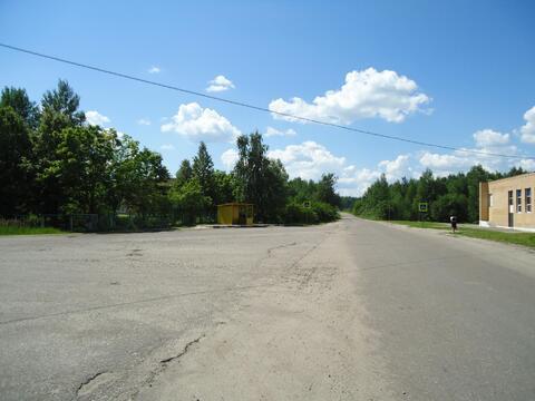 Участок 30 соток под ИЖС с газом в деревне Иваново, Егорьевский район.