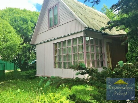 Дача с гостевым домиком на зеленом хвойномучастке