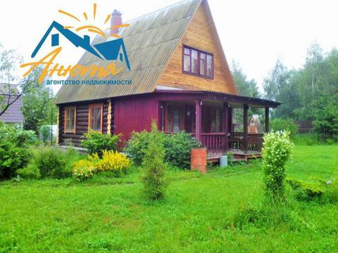 Дом с баней в деревне Рогачево