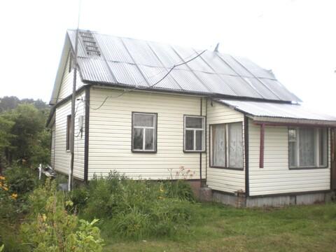Дом 55 кв.м в деревне Болотское