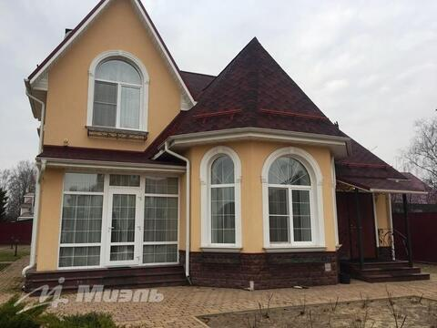 Продажа дома, Малые Вяземы, Одинцовский район, 2-я Линия улица