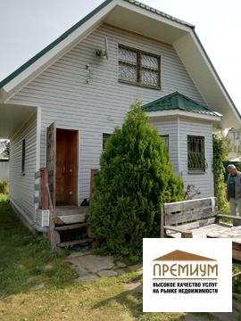 Продается дом 80м2/8с в СНТ Бауманский садовод рядом с г. Ступино