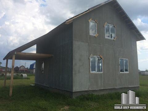 Дом 91 кв.м, д. Юркино, ул. Весенняя (Талдомский район)