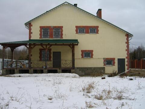 Дом 285 кв.м, Участок 12 сот. , Симферопольское ш, 18 км. от МКАД.