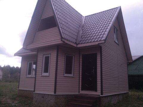 Дом Дача крайняя к лесу
