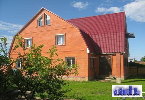 Дом 350м на уч 8 соток ИЖС в д. Савельево