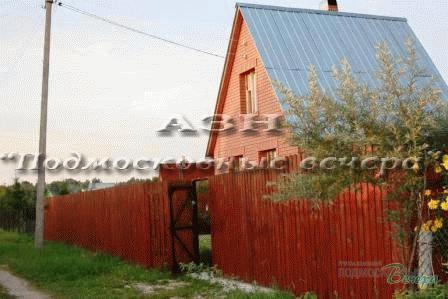 Симферопольское ш. 40 км от МКАД, Чудиново, Дача 58 кв. м