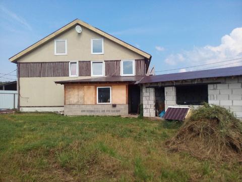 Продаётся часть 3-х этажного дома 100м2/3,5 сотки около с. Татариново