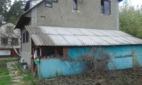 Дом 128 кв.м. Участок 7 сот. Егорьевское ш 43 км от МКАД. .