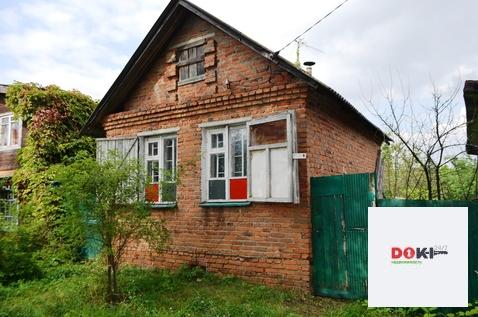 Кирпичная дача по ул. Механизаторов