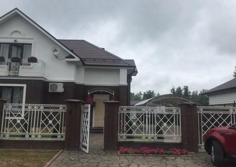 Коттедж в Подольском районе, Лучинское