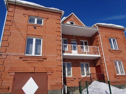 Предлагается к продаже 3-х этажный дом 490 кв.м в г. Подольск