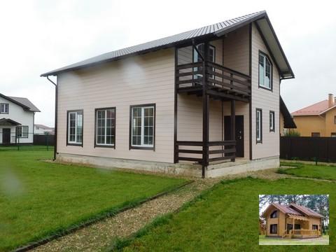 Дом у озера Калужское шоссе кп Загорье у деревни Спас-Прогнанье