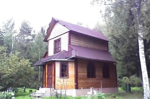 Продается 2х этажная дача 75 кв.м на участке 6 соток г.Наро-Фоминск д.