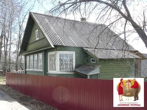 Дом с баней в д. Зайцево Крестецкого р-на Новгородской области