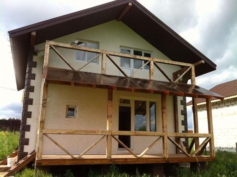 Продается дом, Чехов г, Сенино д, 124м2, 8 сот
